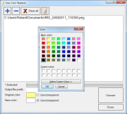 Easy Color Replacer 1.0.2 full